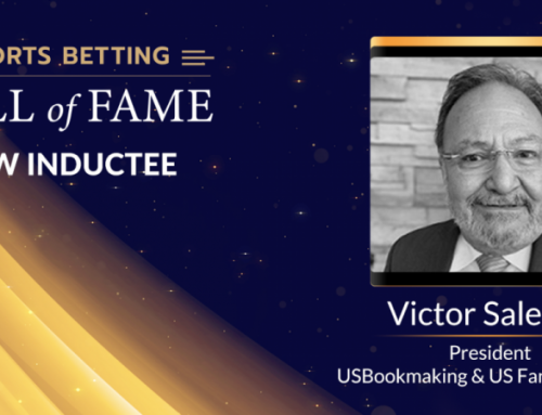 Victor Salerno to Join Industry Greats in Sports Betting Hall of Fame